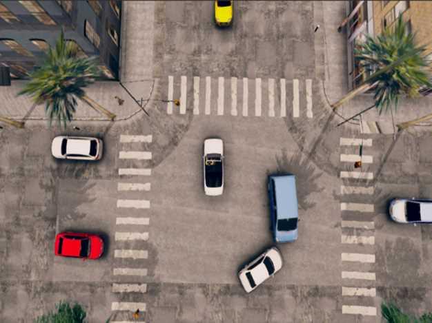 真实停车王-开放世界驾驶学校截图欣赏