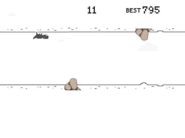 史蒂夫-一只会跳跃的恐龙截图欣赏