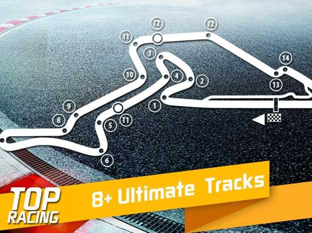 掌上飞车赛车3D:单机游戏大全免费截图欣赏