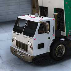 垃圾车-卡车游戏2021