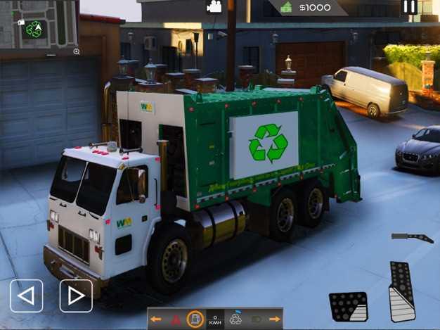 垃圾车-卡车游戏2021截图欣赏