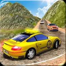 越野出租车驾驶游戏