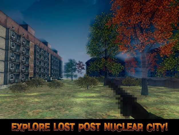 ChernobylSurvivalSimulator3D截图欣赏