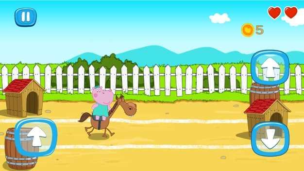 儿童小马种族截图欣赏