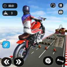 都市骑手:越野摩托车