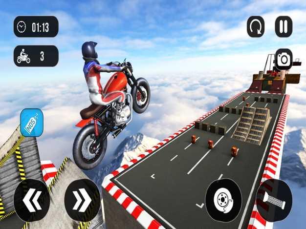 都市骑手:越野摩托车截图欣赏
