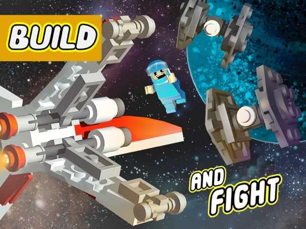 BuildandFightspaceshooter截图欣赏