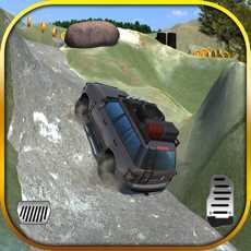 泥泞山道卡车3D