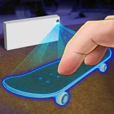 Fingerboard3DHologramJoke