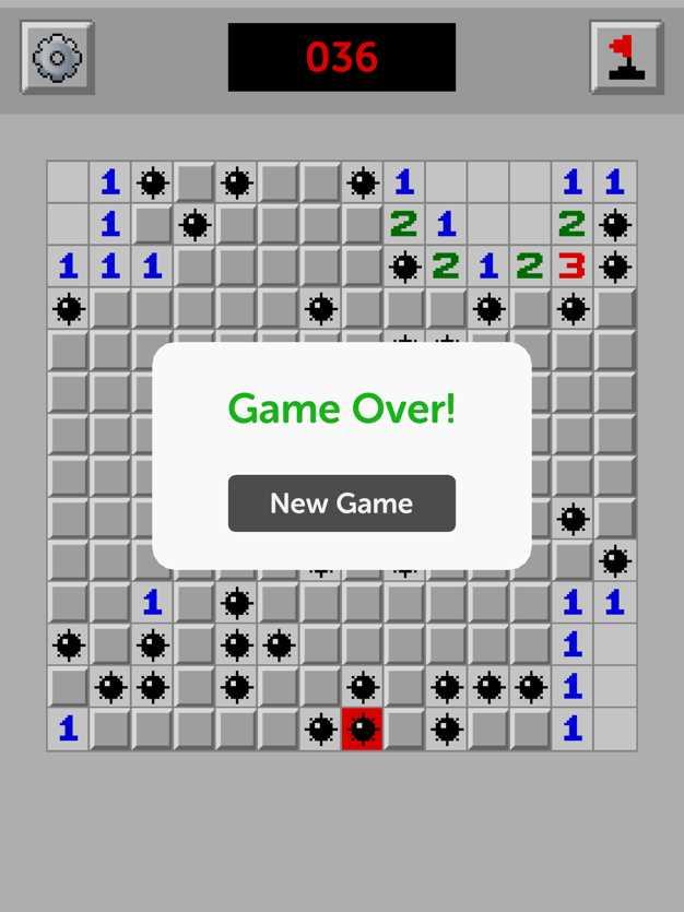 MinesweeperClassic:BombGame截图欣赏