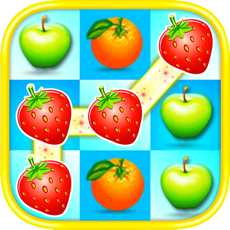 FruitLinkCrush-FreeMatch3Games