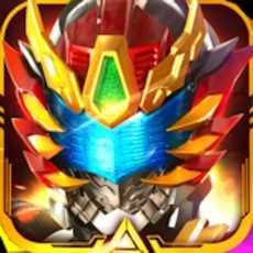 铠甲勇士战神联盟-铠甲勇士官方正版骑士跑酷游戏