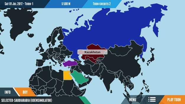 Conquest-GlobalDomination截图欣赏