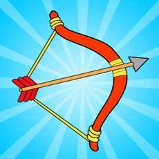 射箭达人:射箭游戏,射箭,弓箭射箭射击游戏