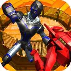 机器人虚拟拳击3D