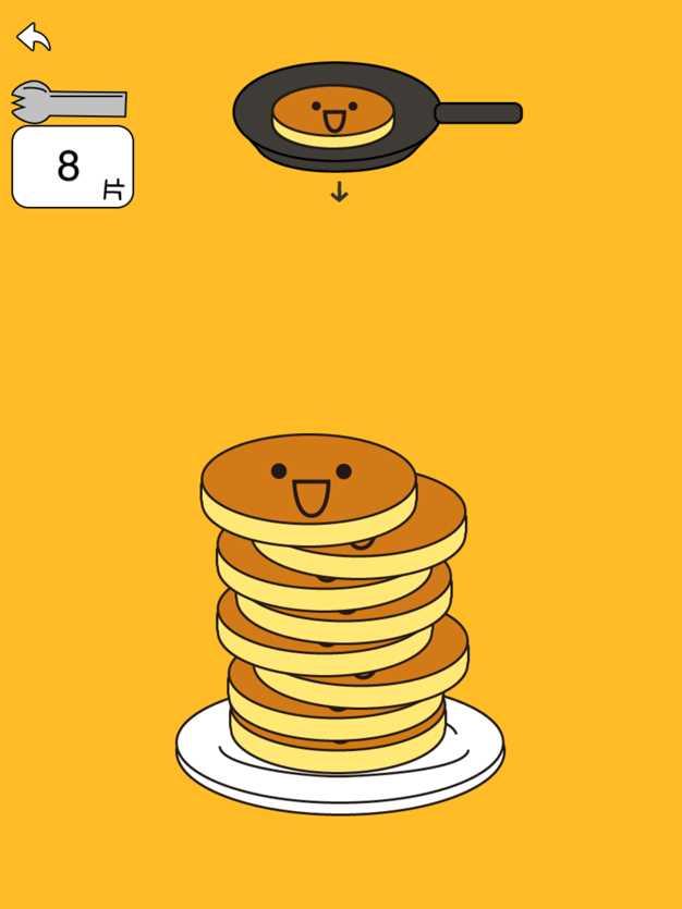 薄煎饼塔-PancakeTower儿童游戏截图欣赏