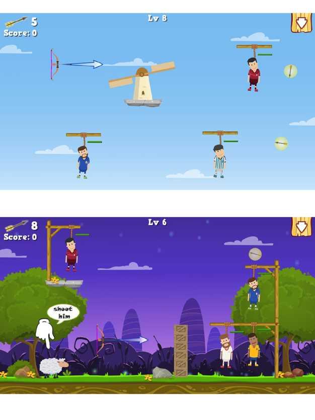 射箭达人:射箭游戏,射箭,弓箭射箭射击游戏截图欣赏