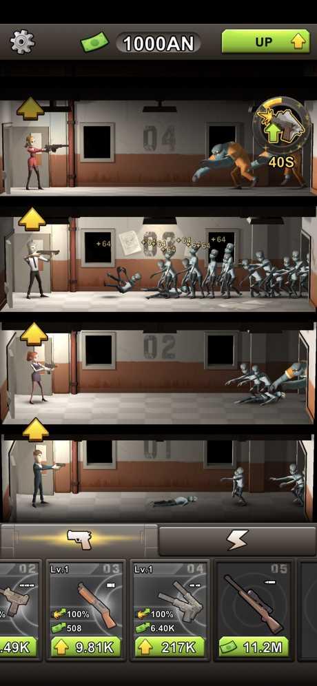 放置僵尸大楼ZombieTowerIdle截图欣赏