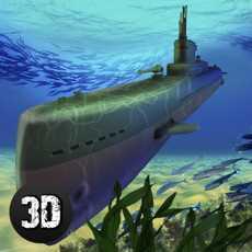 海军战争水下潜艇模拟器3D