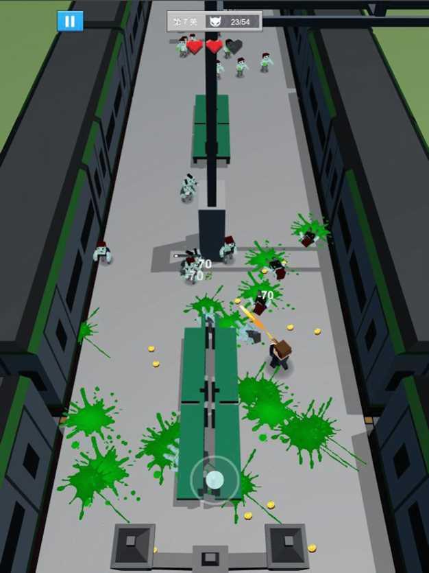 猎杀僵尸-生存截图欣赏