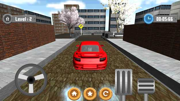 CarParkingReal3D截图欣赏