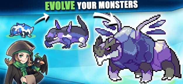 EvoCreo™Lite-怪物与战斗!截图欣赏