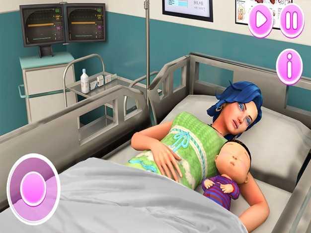 孕母亲宝宝关心游戏截图欣赏