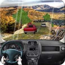 4x4OffroadExtremeJeepDrive-Off-RoadHillMountainCli
