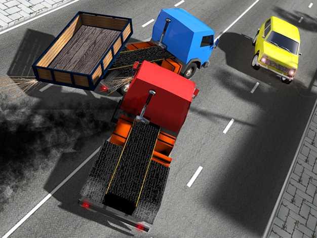 RacinginFlow-Trucks截图欣赏