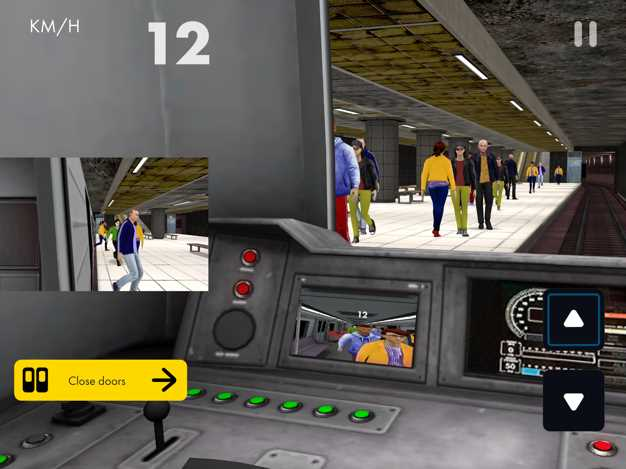 维也纳地铁站—驾驶模拟器截图欣赏