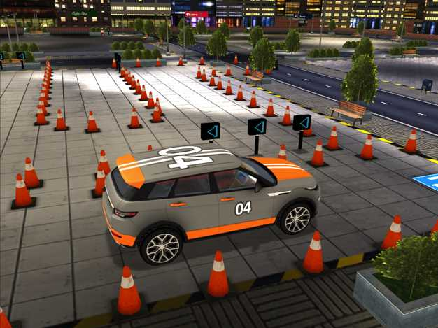 CarParking:开车游戏截图欣赏