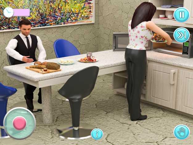 孕妇母婴护理游戏截图欣赏