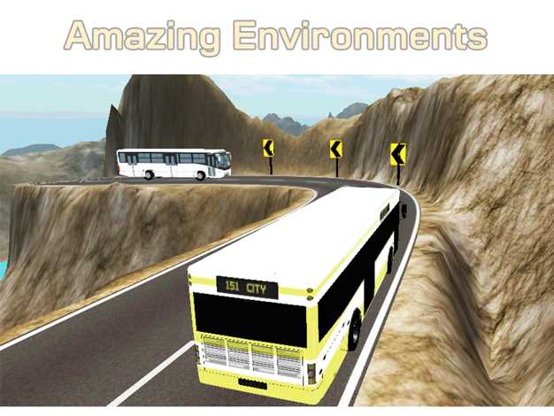 BusSpeedDriving截图欣赏