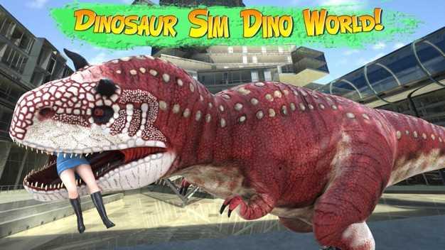 DinosaurSimDinoWorld截图欣赏