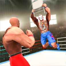 摔跤游戏:真正的摔跤革命Fight3D