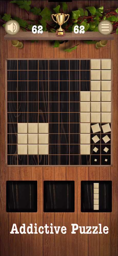 WoodenBlockPuzzleOrigin截图欣赏