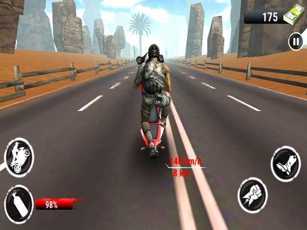 自行车公路战斗竞赛截图欣赏