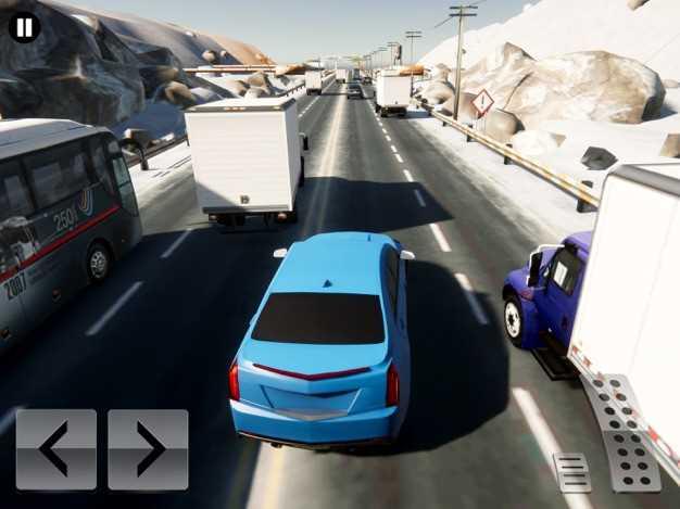 汽车驾驶模拟器游戏3d截图欣赏