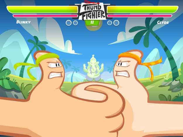 ThumbFighter截图欣赏