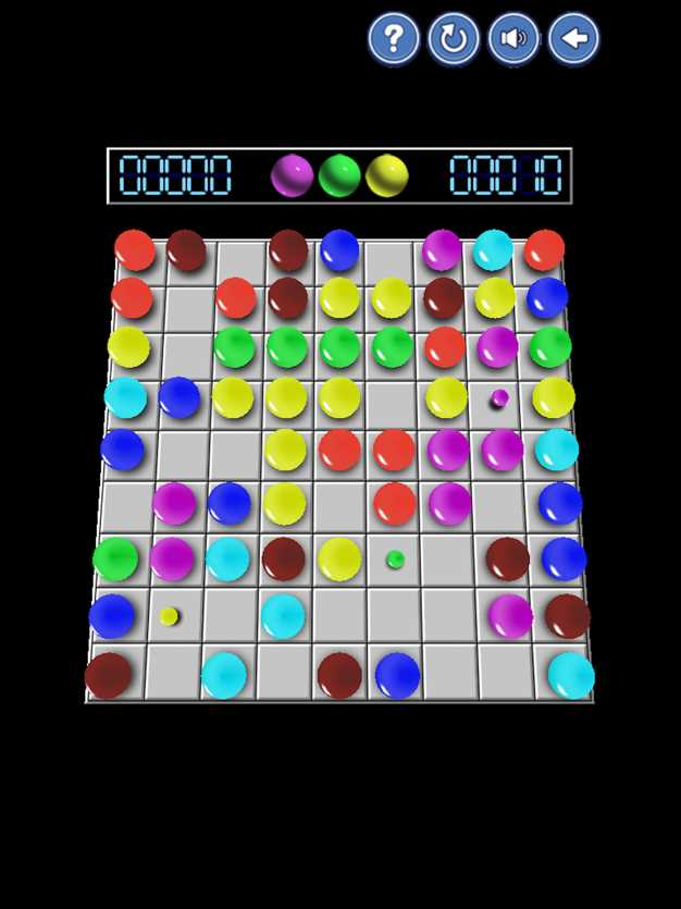 Lines983D-ColorLines3D截图欣赏